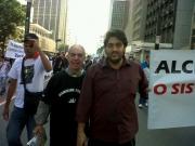 SIPESP presente no Dia Nacional de Luta dos Trabalhadores