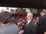 Presidente do SIPESP; João Rebouças.