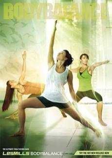 body balance poster