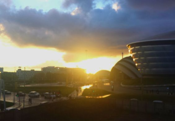 SECC Hydro Glasgow