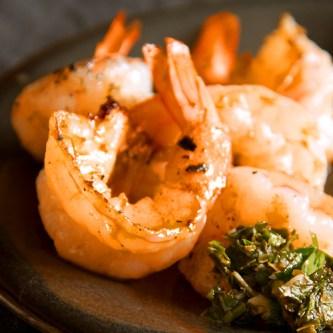 Shrimp Salsa Verde