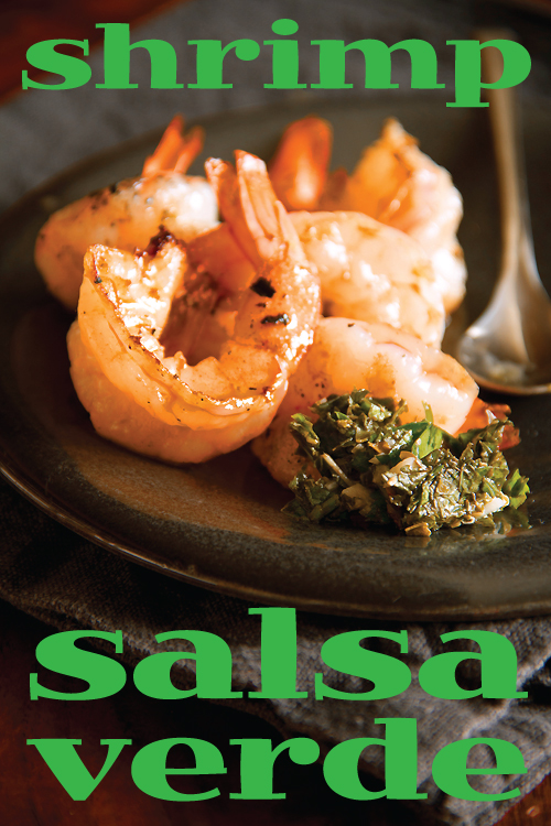 What is Salsa Verde