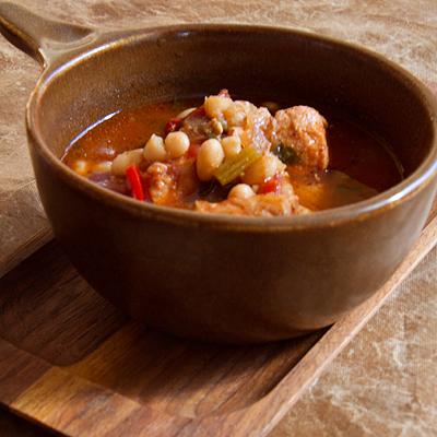 salmon chili