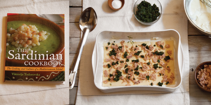 The Sardinian Cookbook
