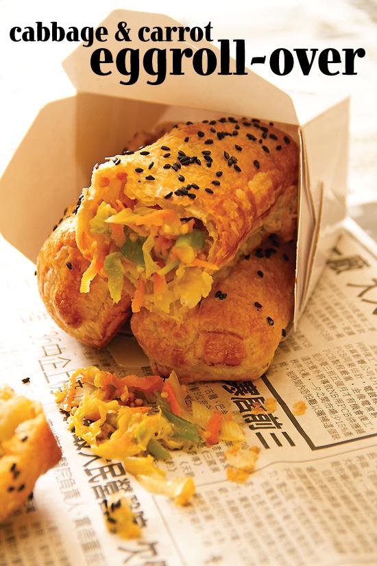 egg rolls meet turnovers