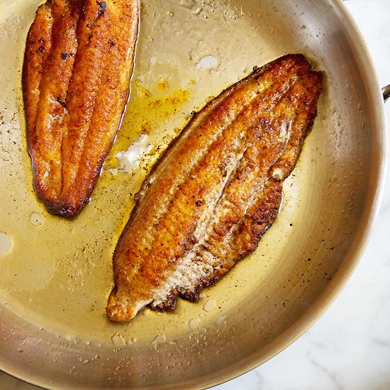 Pan Fried Catfish