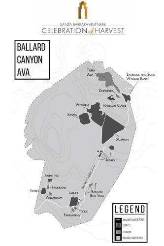 Ballard Canyon AVA
