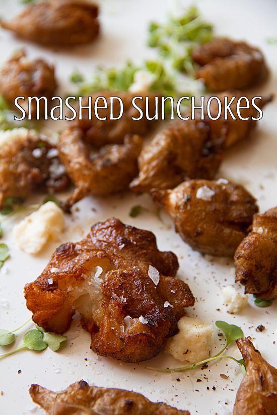 Fried Sunchokes