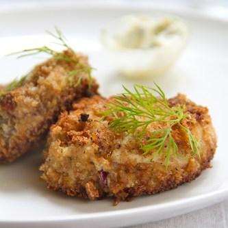 Mendocino Crab Cakes