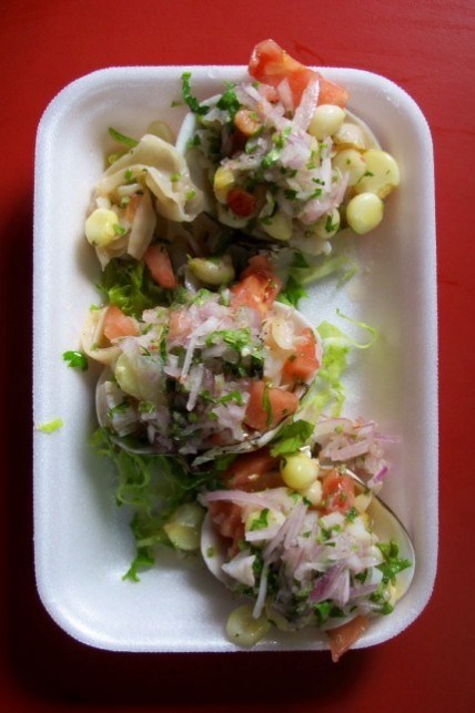 Almejasa la chabaca from Al Toke Pez