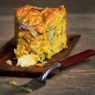 Yotam Ottolenghi's Cauliflower Cake