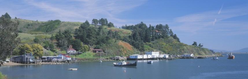 Tomales Bay via Shutterstock