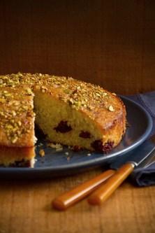 Lemon-Olive Oil Cake