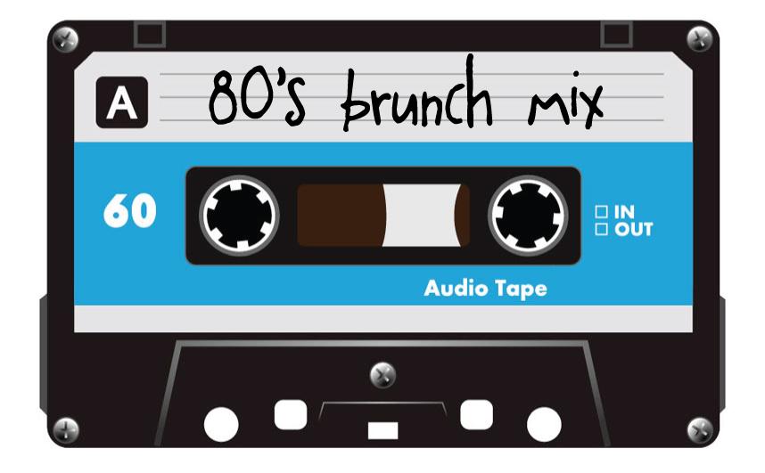 Brunch Mix Cassette/ Shutterstock