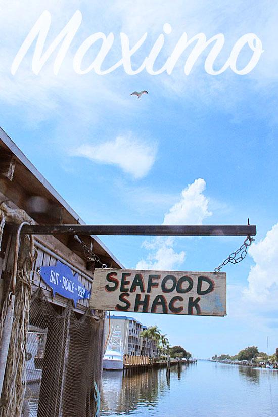 Maximo Seafood Shack, St. Petersburg, Florida