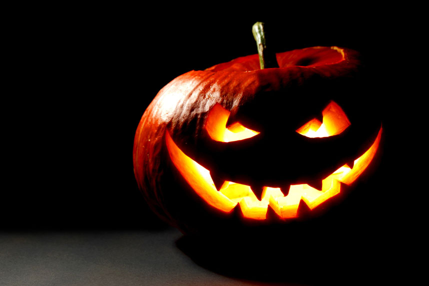 Scary Pumpkin Shutterstock