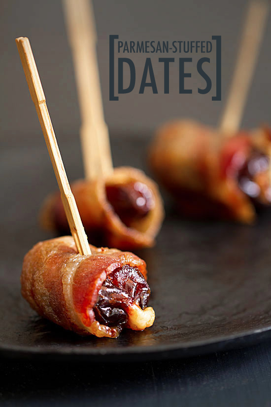 Parmesan-Stuffed Dates