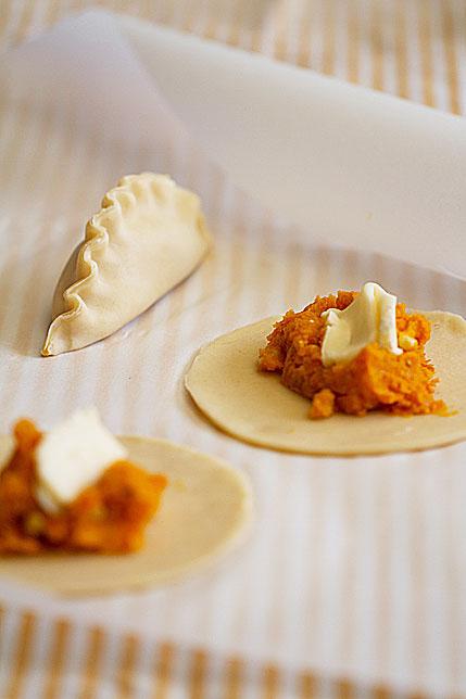 Butternut Squash Hand Pies