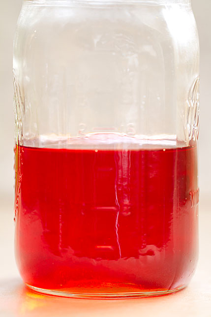Orange-Chile Oil