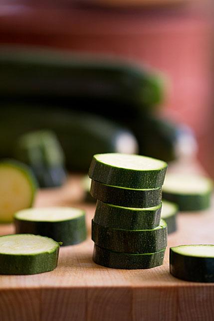 Zucchini Stack