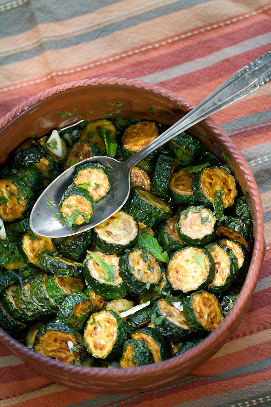 Concia is an Italian dish from the Jewish tradition in Rome.