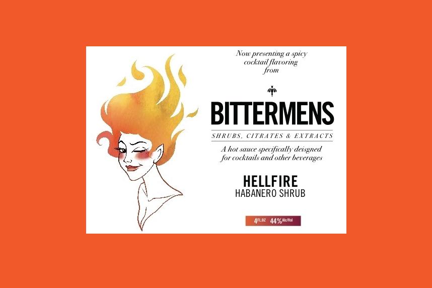 Bittermens Hellfire Habanero Shrub