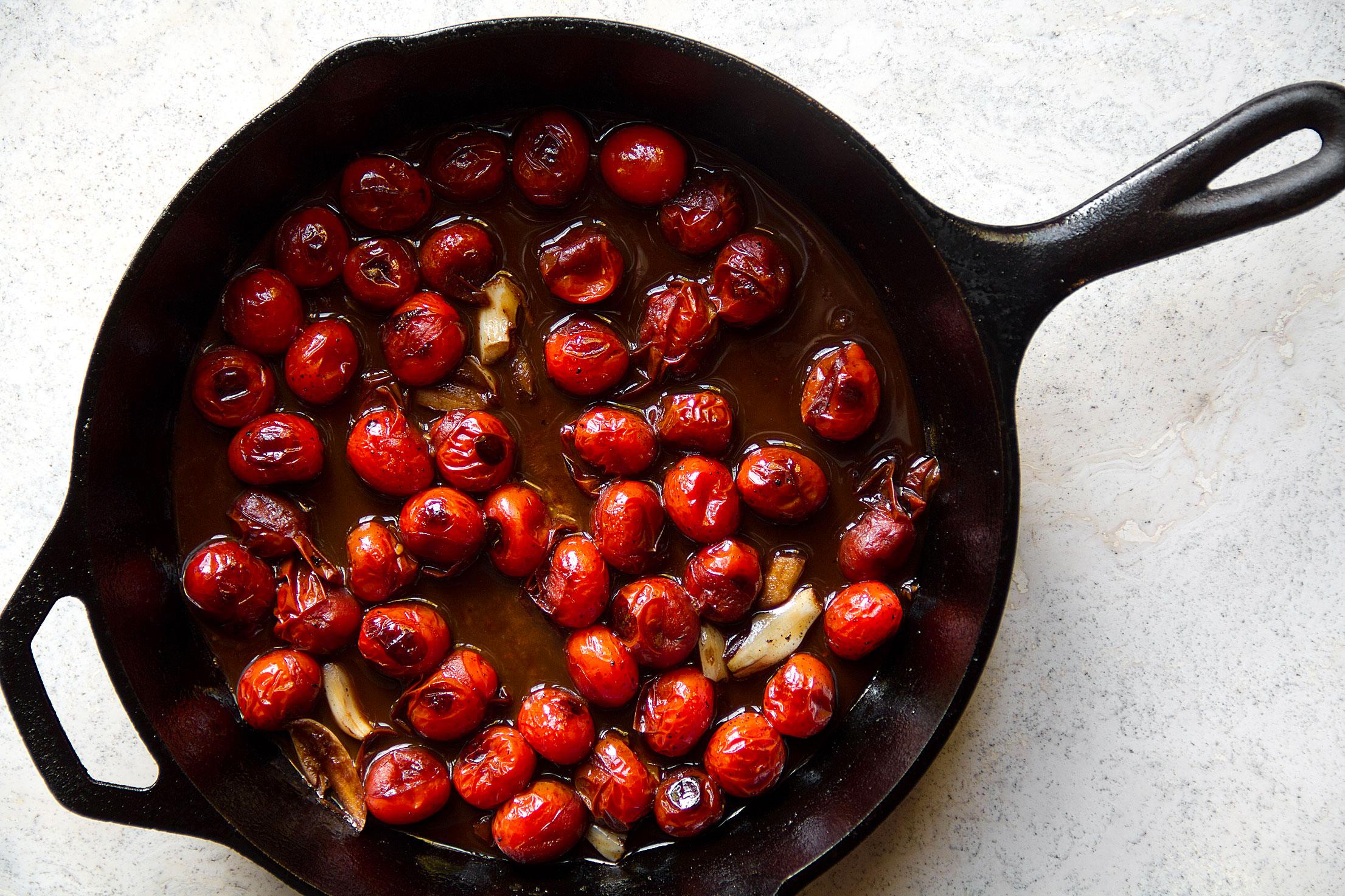 Warm Tomato Relish