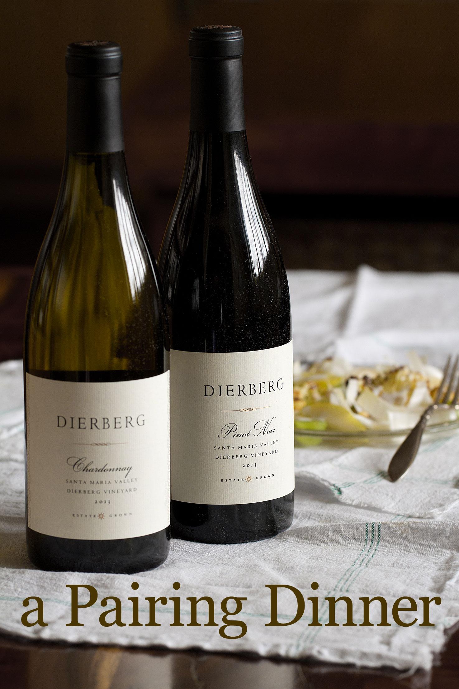 Dierberg Wine Pairing Meal
