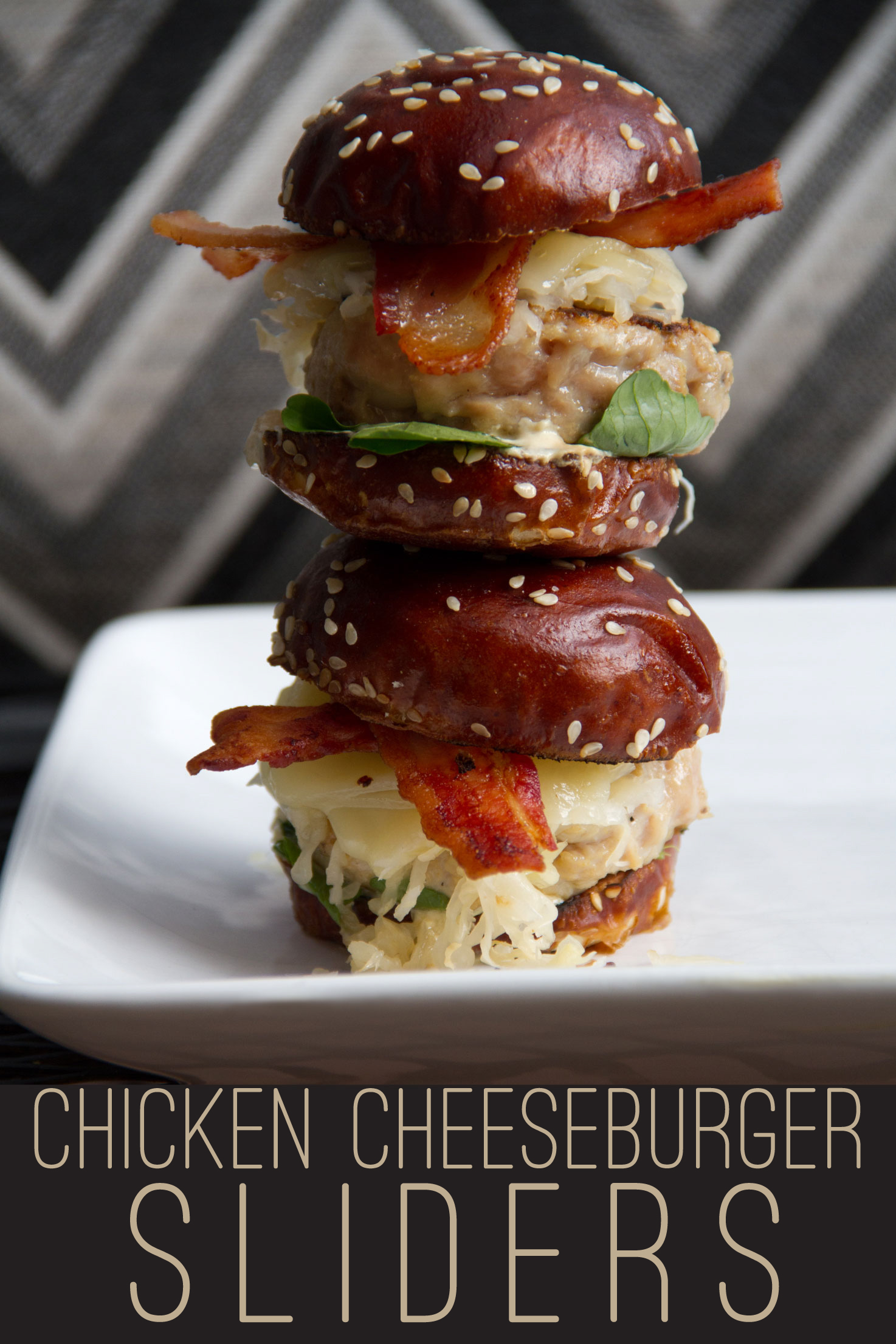 A Crazy Chicken Cheeseburger Collaboration