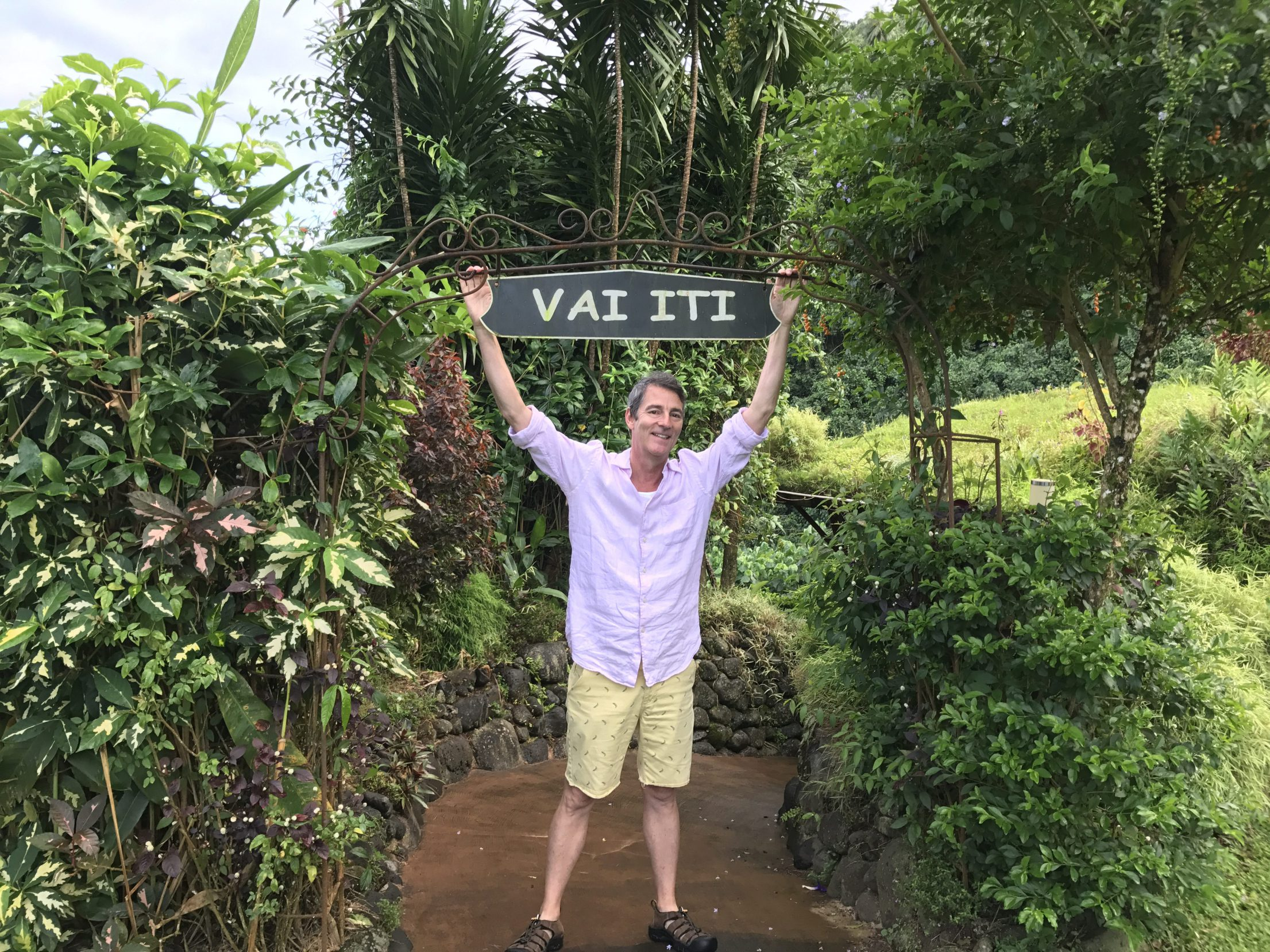Vanira Lodge Tahiti