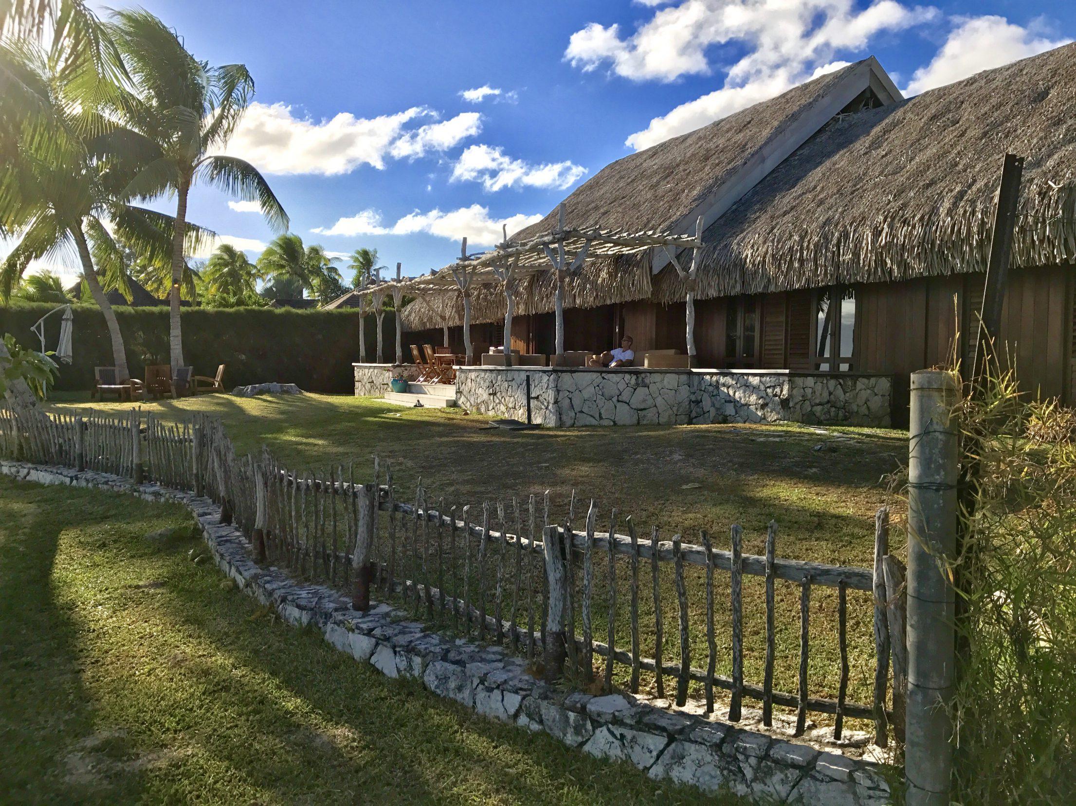 Villa Lagon, Moorea