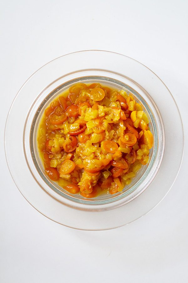 Kumquat-Pineapple Chutney