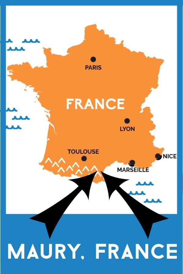 Maury France