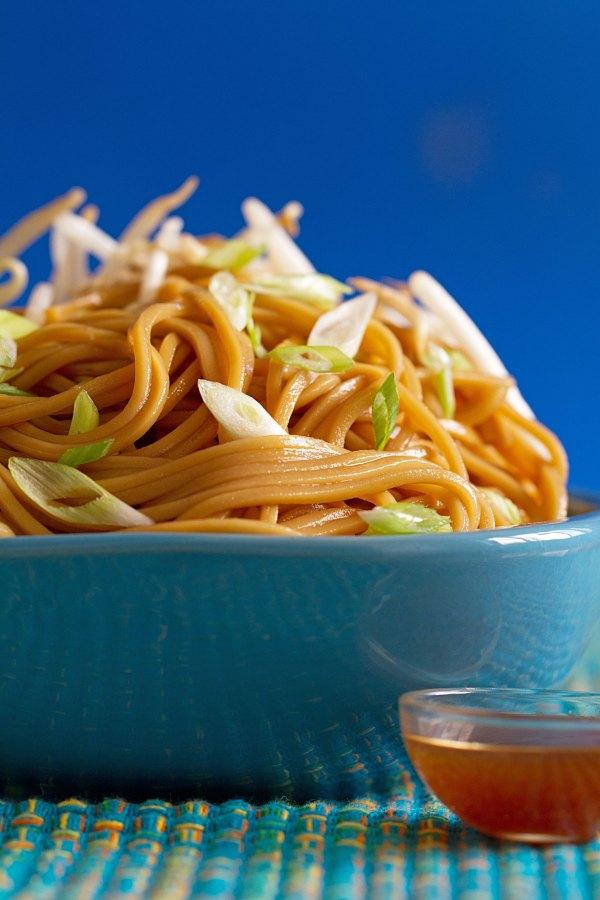 Sichuan Summer Noodles