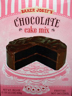 Trader Joe's Cake Mix