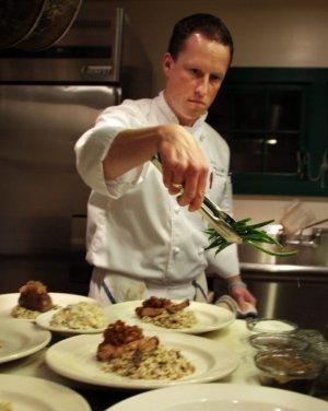 Chef Anthony Shulz