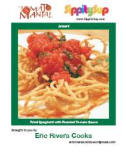 eric rivera recipe card