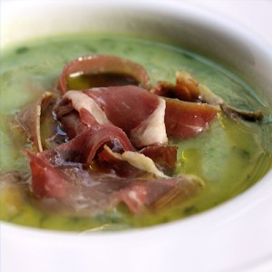 Ramson Soup in Norway