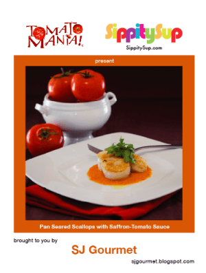 sj gourmet tomatomania contest winning recipe