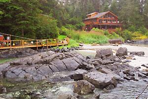 Talon Lodge, Sitka Alaska