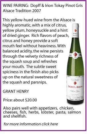 grant henry wine pairing for sippitysup