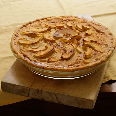 apple chess pie