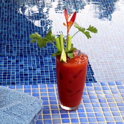 TROPICAL BLOODY MARY