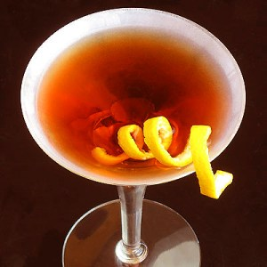 Boulevardier Cocktail from Sippity Sup