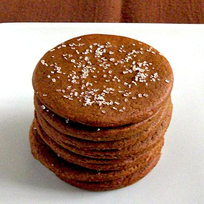 cinnamon snaps cookies