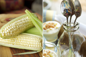 Corn Dessert
