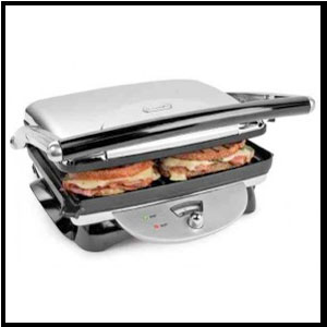 DeLonghi Panini Press