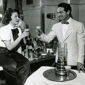Fred Waring and His blender