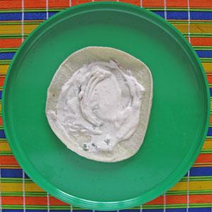 quesadilla making 1