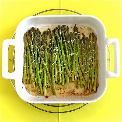 roast asparagus